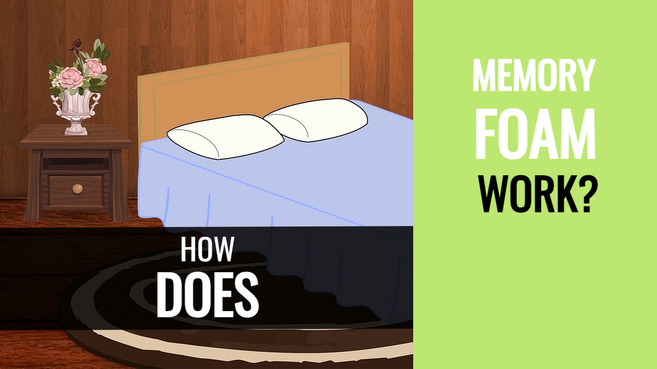 HOW DOES MEMORY FOAM WORK