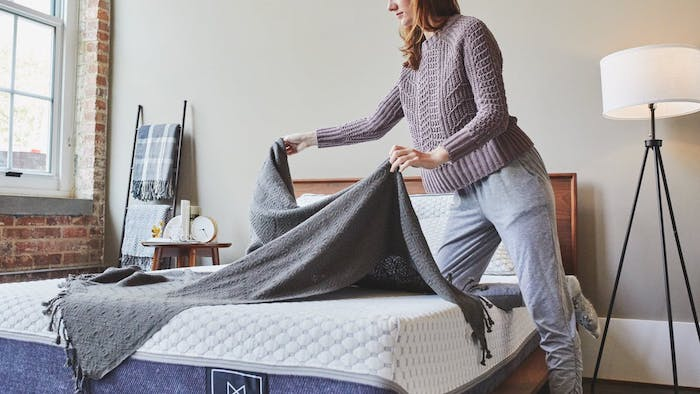 MUSE Gel-Infused Memory Foam Mattress