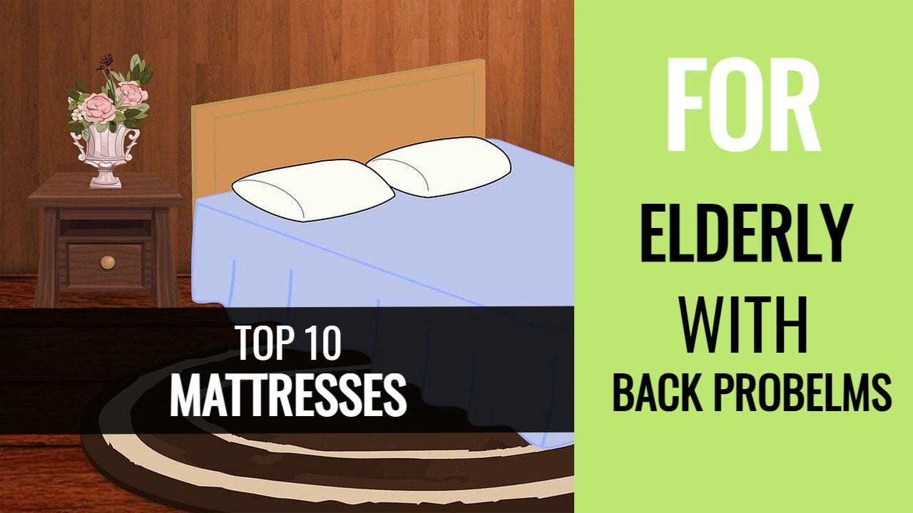 best memory foam mattress for elderly people